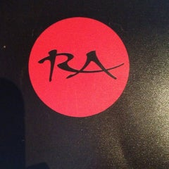 Photo taken at RA Sushi Bar Restaurant by moi K. on 10/20/2012