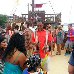 Photo taken at Urban Pirates Cruise by Liel N. on 7/27/2013