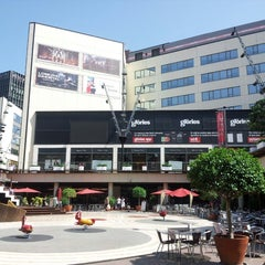 Photo taken at Centre Comercial Glòries by Montse B. on 7/25/2013