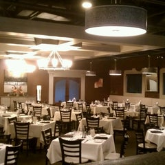 Photo taken at Tony's Steaks and Seafood of Cincinnati by Sadie T. on 7/1/2013