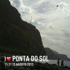 Photo taken at Marina Do Lugar De Baixo by Vanessa G. on 8/15/2013