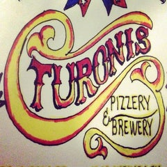 Photo taken at Turoni's Pizza Newburgh by Chad H. on 1/5/2013