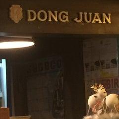Photo taken at Dong Juan by Kristel Y. on 11/21/2015