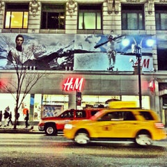 Photo taken at H&M by Kamarul A. on 1/7/2013
