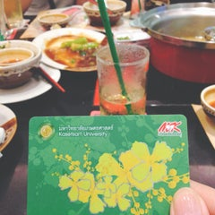 Photo taken at MK (เอ็มเค) by bojae p. on 10/31/2015