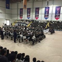 Photo taken at Colegio San Ignacio de Recalde by Lili D. on 9/17/2015