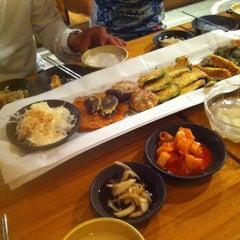 Photo taken at 교동전선생 by Jennifer C. on 7/12/2014