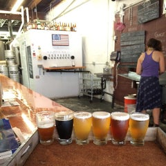 Photo taken at Wingman Brewers by Don B. on 9/7/2014