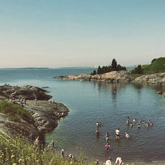 Photo taken at Suomenlinna / Sveaborg by Cleste C. on 7/7/2013