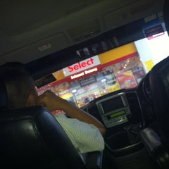 Photo taken at Shell by Hazim on 12/1/2012