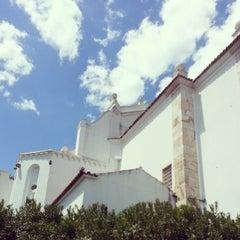 Photo taken at Convento do Espinheiro Hotel & Spa by Vanessa M. on 5/4/2013