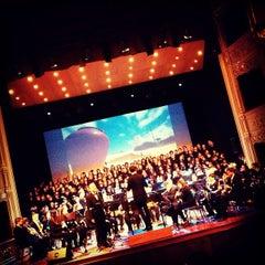 Photo taken at Teatre Principal by Miquel M. on 3/1/2015