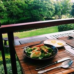 Photo taken at Valley Garden Resort by YuiYeah on 9/28/2014