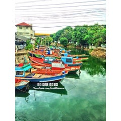 Photo taken at ตลาดสัตหีบ (Sattahip Market) by nitikorn p. on 12/25/2014