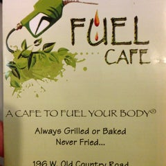 Photo taken at Fuel Your Body Cafe by Joseph W. on 1/20/2013