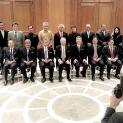 Photo taken at Prime Ministers Office by Zurinawati Zainal A. on 3/7/2015