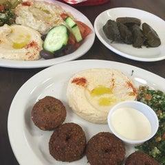 Photo taken at Tasty Greek by Angela B. on 2/13/2016