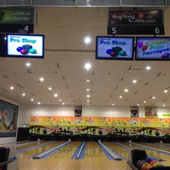 Photo taken at IBC - International Bowling Center by Safir R. on 11/16/2014
