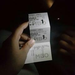 Photo taken at MBO Cinemas by Arda B. on 8/20/2015