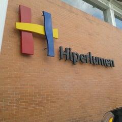 Photo taken at Hiperlumen by Laura S. on 7/2/2013