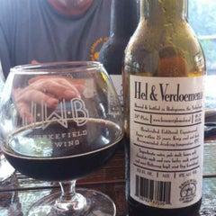 Photo taken at Nina's Beer & Wine Garden by Jim G. on 10/8/2013