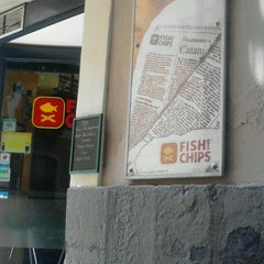 Photo taken at Fish & Chips by Gabriella G. on 7/3/2013