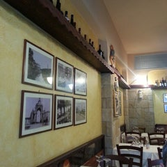 Photo taken at Trattoria La Siciliana by Francesco L. on 11/28/2012