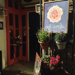 Photo taken at Cafè Camèlia by Adriana R. on 4/18/2015