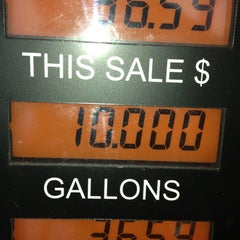 Photo taken at Meijer Gas Station by Christopher M. on 6/21/2013