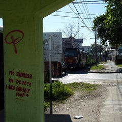 Photo taken at Estación Merlo [Línea Sarmiento] by Luna E. on 10/26/2014