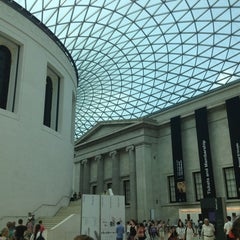 Photo taken at British Museum by Tareq S. on 7/17/2013