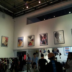 Photo taken at CALM & PUNK GALLERY TOKYO by Chloe 2. on 6/23/2013