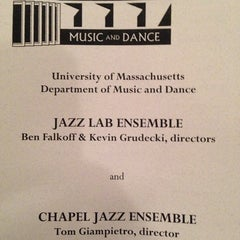 Photo taken at Bowker Auditorium by Laura C. on 11/23/2013