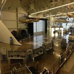 Photo taken at Future of Flight Aviation Center & Boeing Tour by Philip M. on 1/5/2013