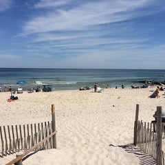 Photo taken at 11th Street Beach by Peter D. on 6/15/2014