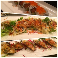 Photo taken at Sushi Ajito by Kat W. on 10/22/2014