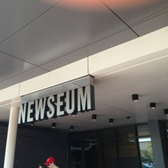 Photo taken at Newseum by Halim M. on 7/22/2013