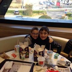 Photo taken at McDonald's by Olga V. on 12/5/2013