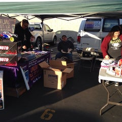 Photo taken at Foothill Swap Meet by Manuel M. on 2/2/2014
