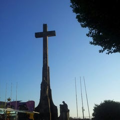 Photo taken at Avenida de Montero Rios by Maria Esther V. on 8/15/2013