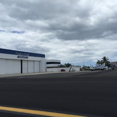 Photo taken at Private Jet Hangar @ HNL by GBH MMA on 5/26/2015