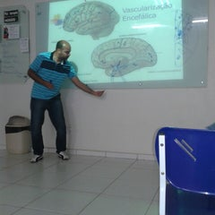 Photo taken at Prédio Universitário - IAENE by Stephanie B. on 10/27/2014