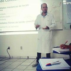 Photo taken at Prédio Universitário - IAENE by Stephanie B. on 2/11/2015