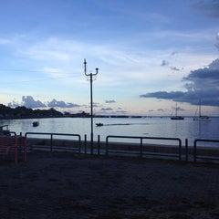 Photo taken at Esplanad Sidek by jEnnie on 11/6/2013