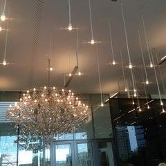 Photo taken at Grand Café De Singel by David LoungeBar V. on 5/26/2013