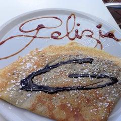 Photo taken at Gelizia by Juan Carlos M. on 12/16/2012
