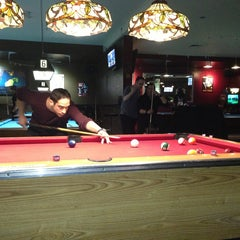 Photo taken at Eastside Billiards & Bar by Cristina on 2/13/2013