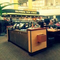 Photo taken at California Pizza Kitchen by Liliana F. on 3/24/2013