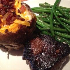 Photo taken at Stoney River Legendary Steaks by Jarrod C. on 6/16/2013