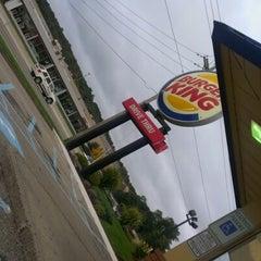 Photo taken at Burger King® by Sameera N. on 9/29/2012